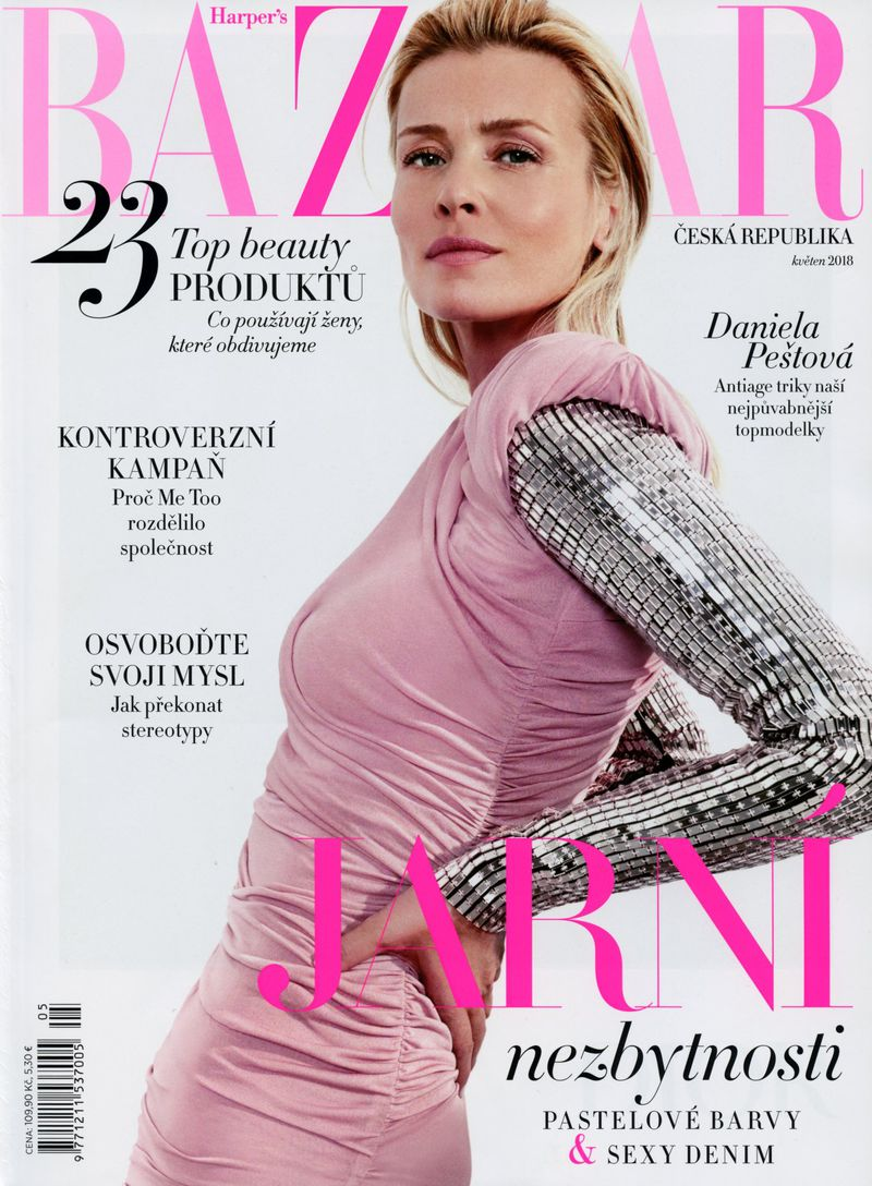 Harper的集市捷克共和国2018年5月…Harper's Bazaar Czech Republic May 2018 ...