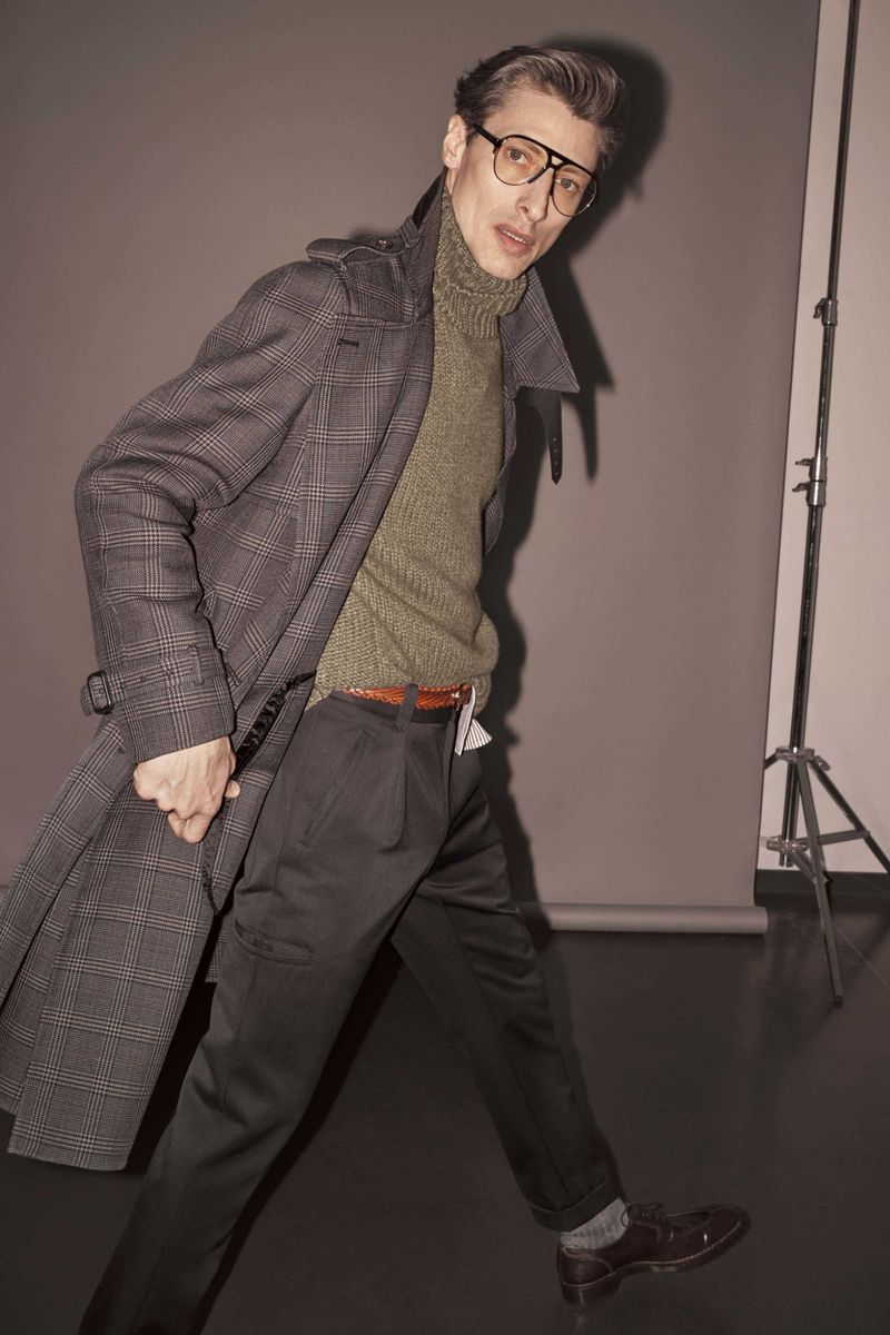 Brioni F/W 19男式产品图册Brioni F/W 19 Men's Lookbook