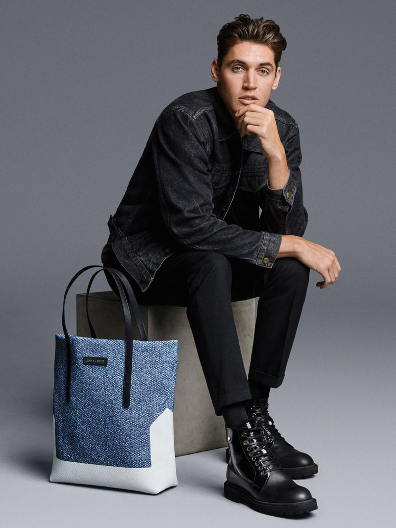 Jimmy Choo Men S/S 19Jimmy Choo Men S/S 19