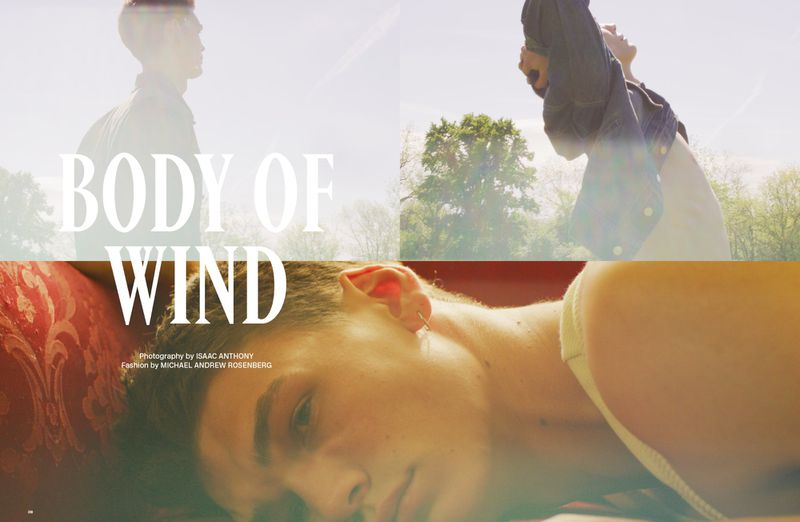 风体BODY OF WIND