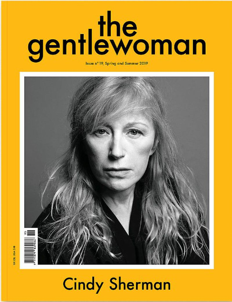 《淑女》2019春夏封面The Gentlewoman Spring/Summer 2019 Cover