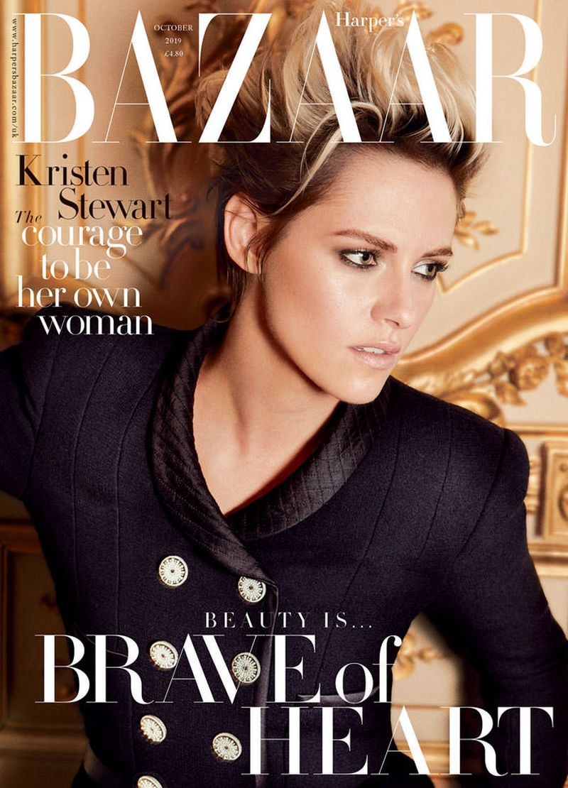 英国哈珀集市2019年10月封面Harper's Bazaar UK October 2019 Covers